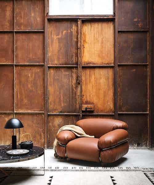 Tacchini furniture sesann armchair insitu haute living