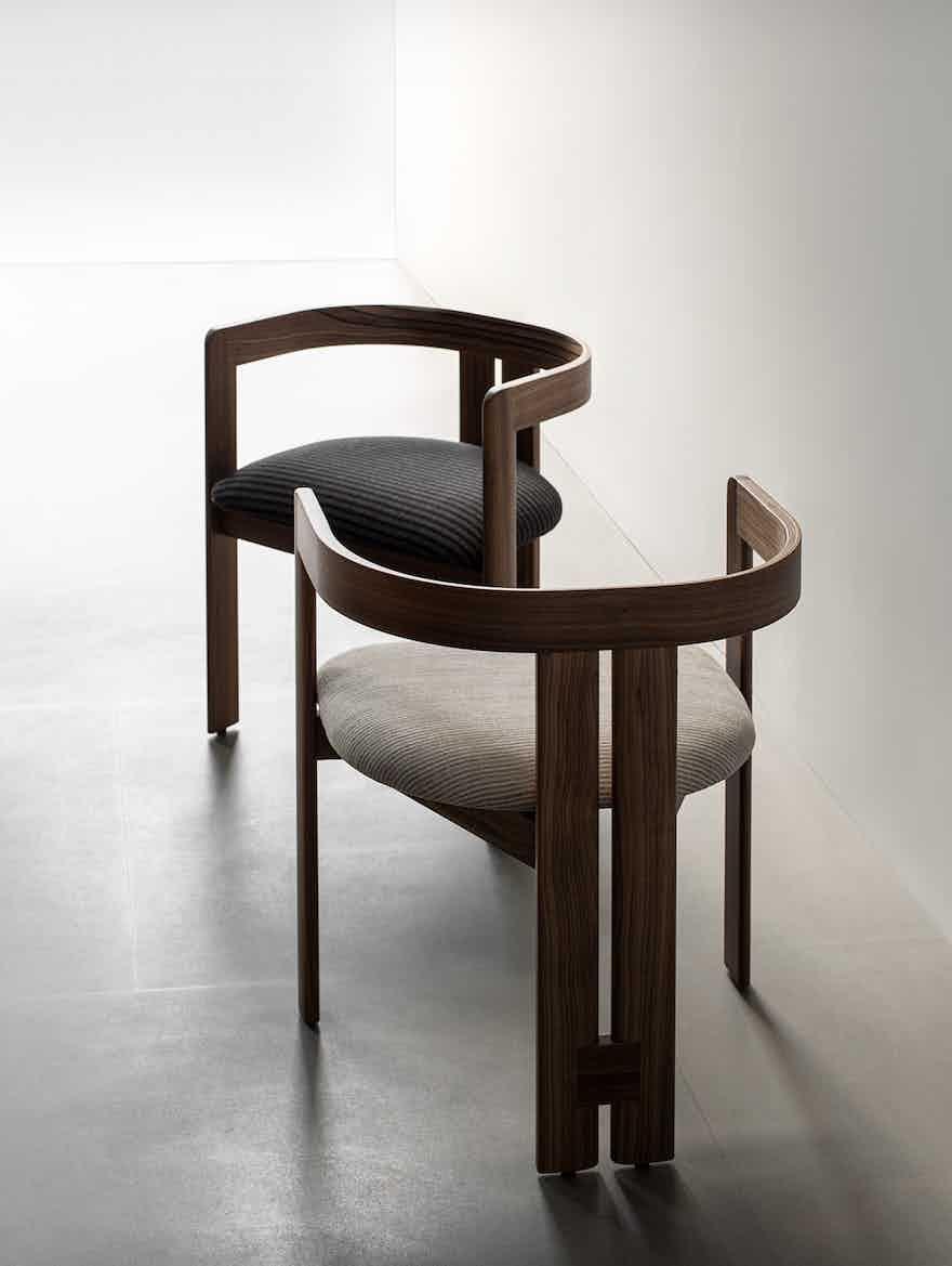 Tacchini pigreco chair 2021 haute living 2