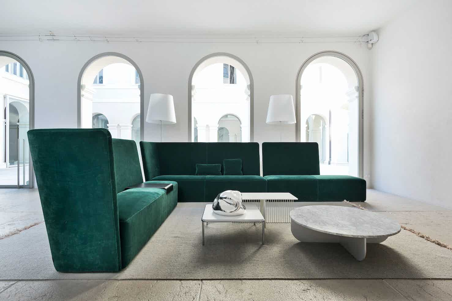 Velour-modular-sofa-by-la-cividina-at-haute-living