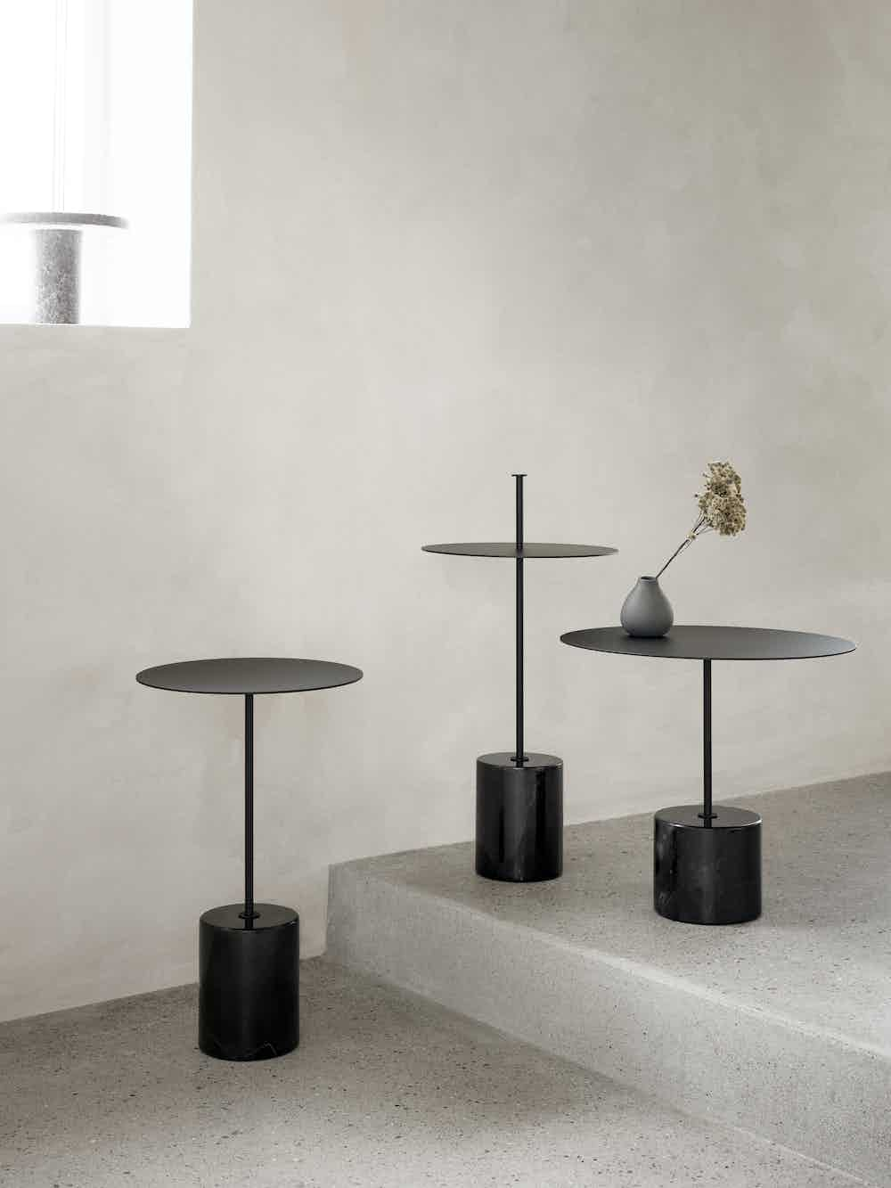 Wendelbo calibre table trio haute living
