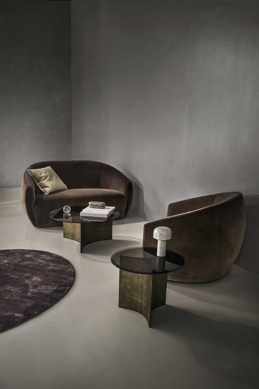 Wendelbo lobby sofa insitu haute living