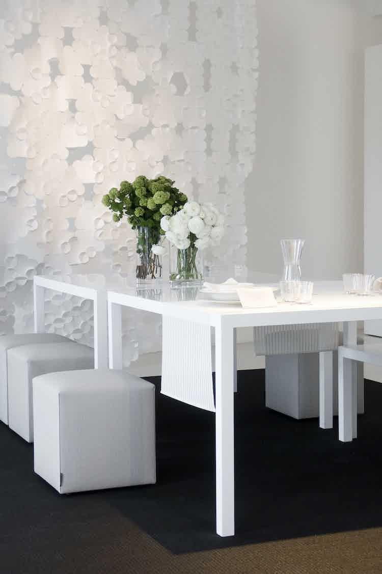 Woodnotes flower interior element institu haute living