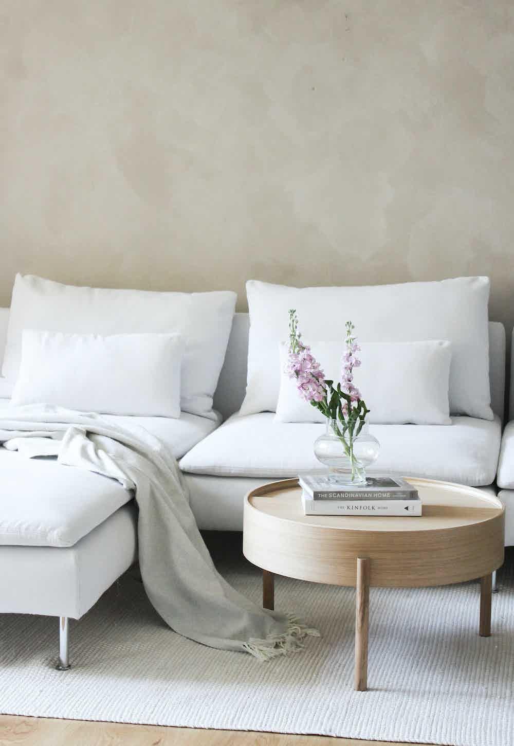 Woud furniture arc coffee table ash insitu haute living