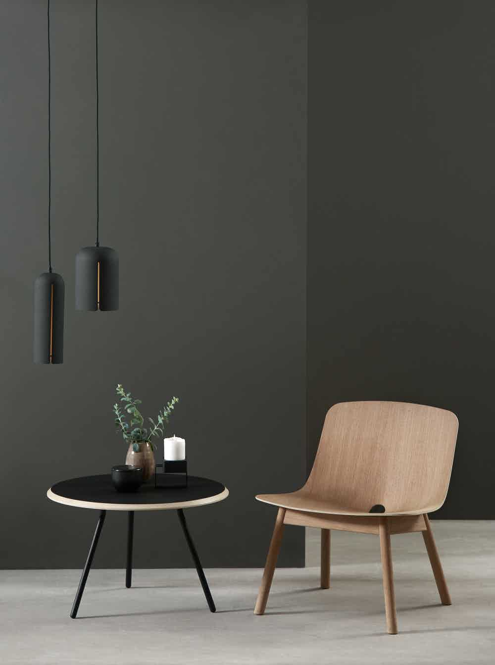 Woud furniture mono lounge chair insitu haute living