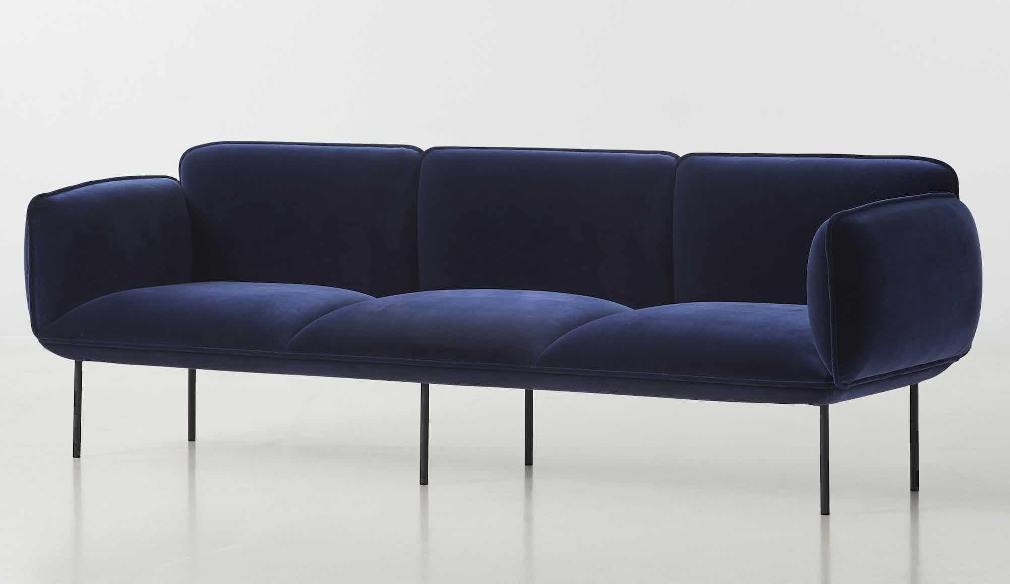 Woud furniture nakki 3 seater thumbnail haute living