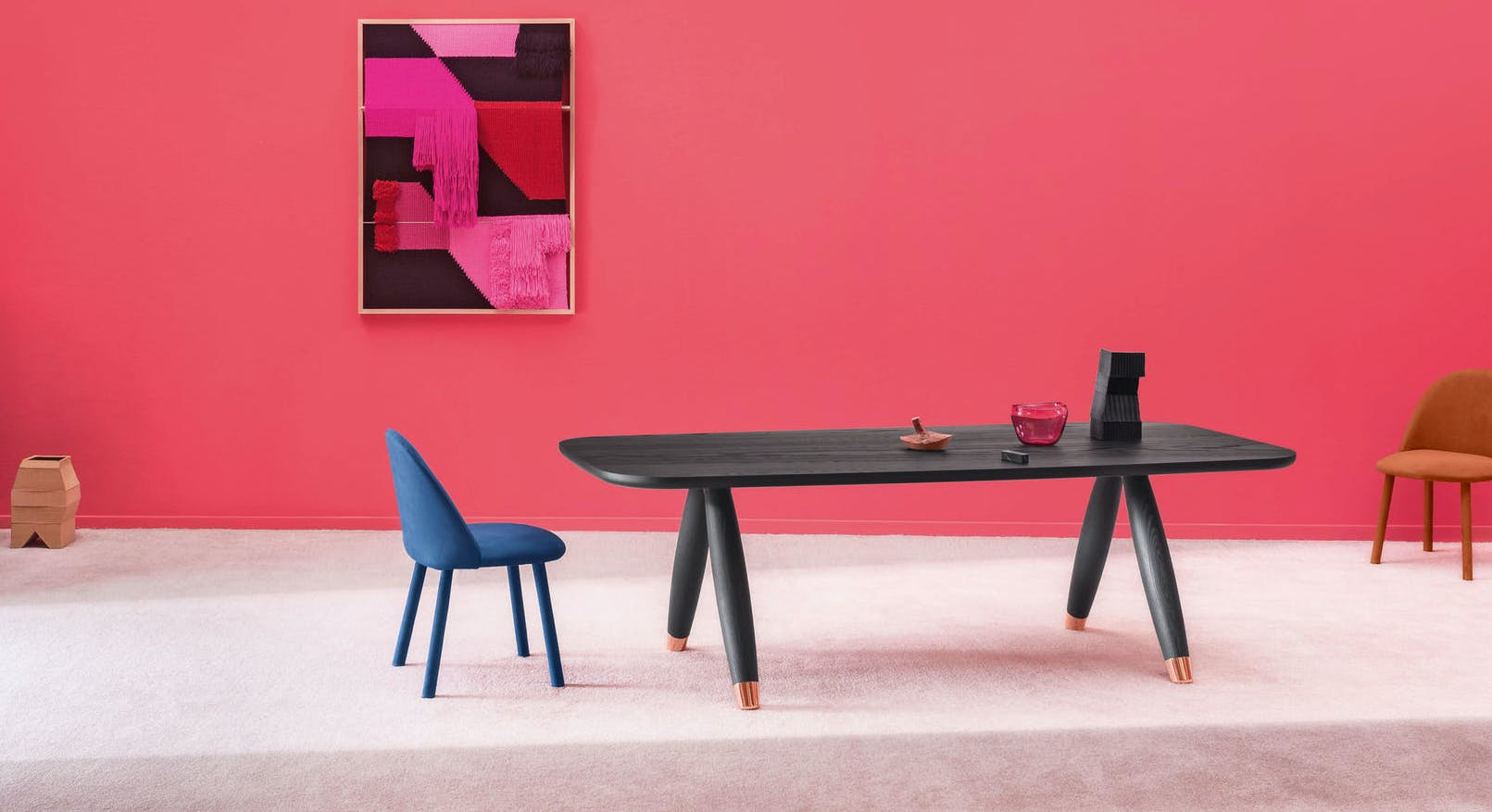 Basilio Table by Miniforms | Haute Living