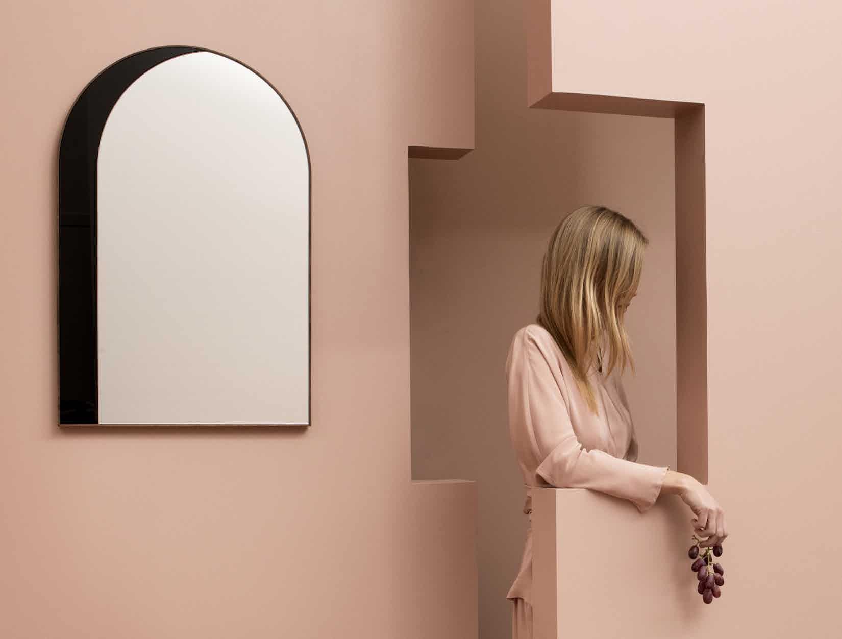 Arch Mirror photo by Charlie Schuck 1