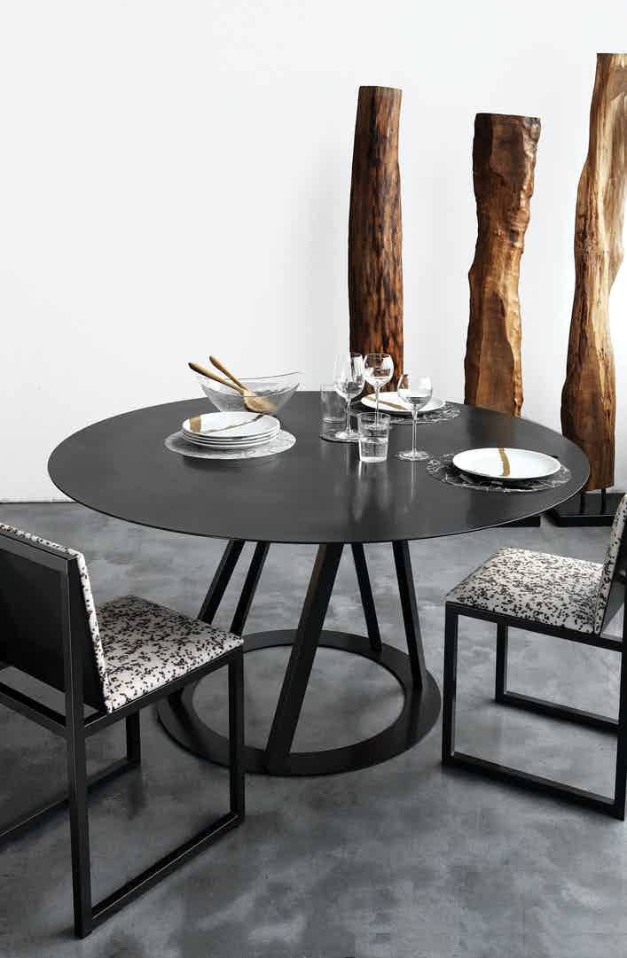 zeus big irony table and more contemporary furniture designs at haute living