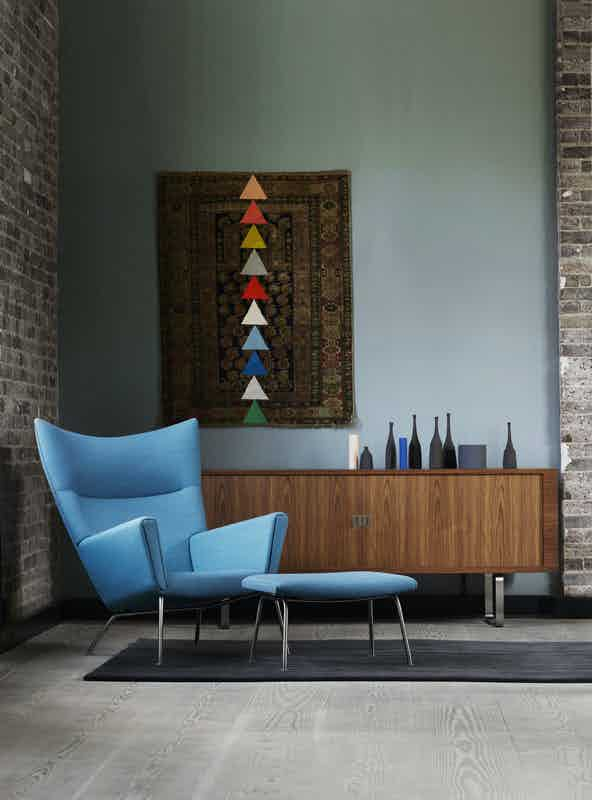 carl hansen & son contemporary furniture design at haute living chicago