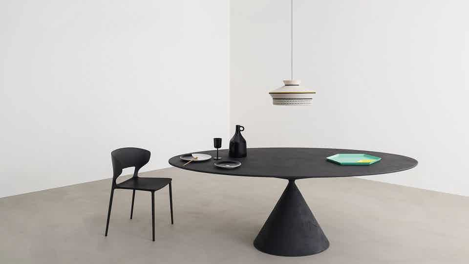 Desalto Clay Table Haute Living