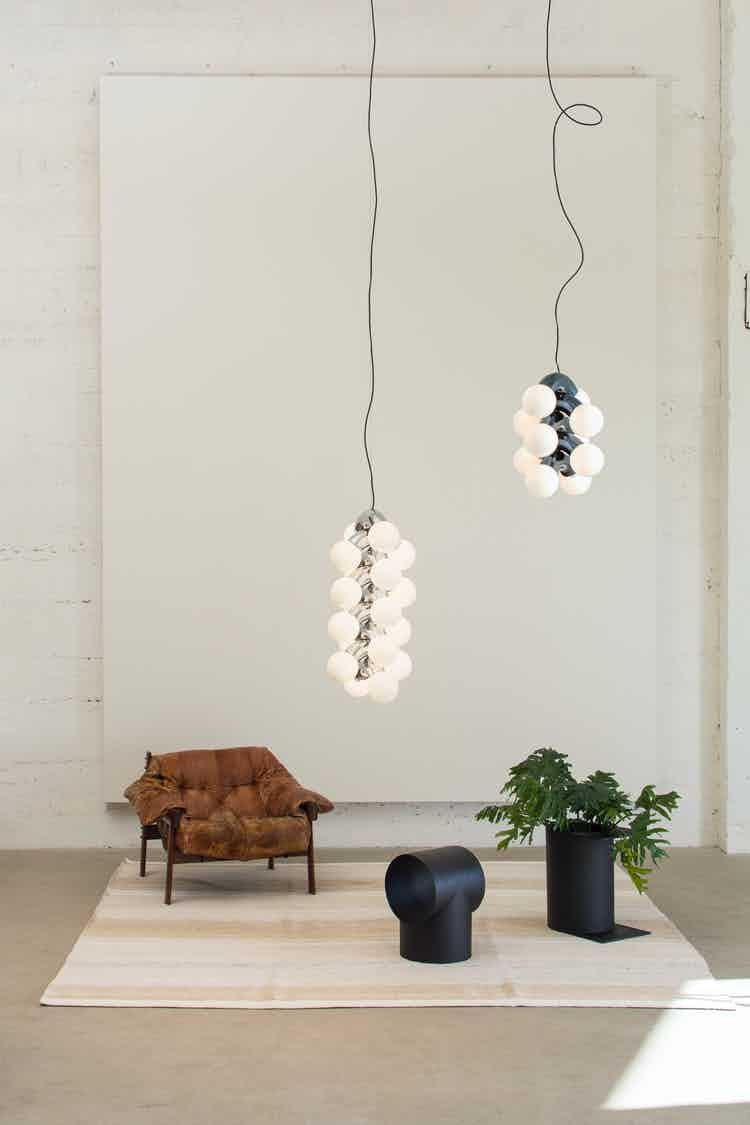 shop andlight contemporary LED lighting design at haute living chicago