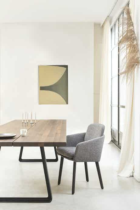 Arco furniture design tables chairs haute living