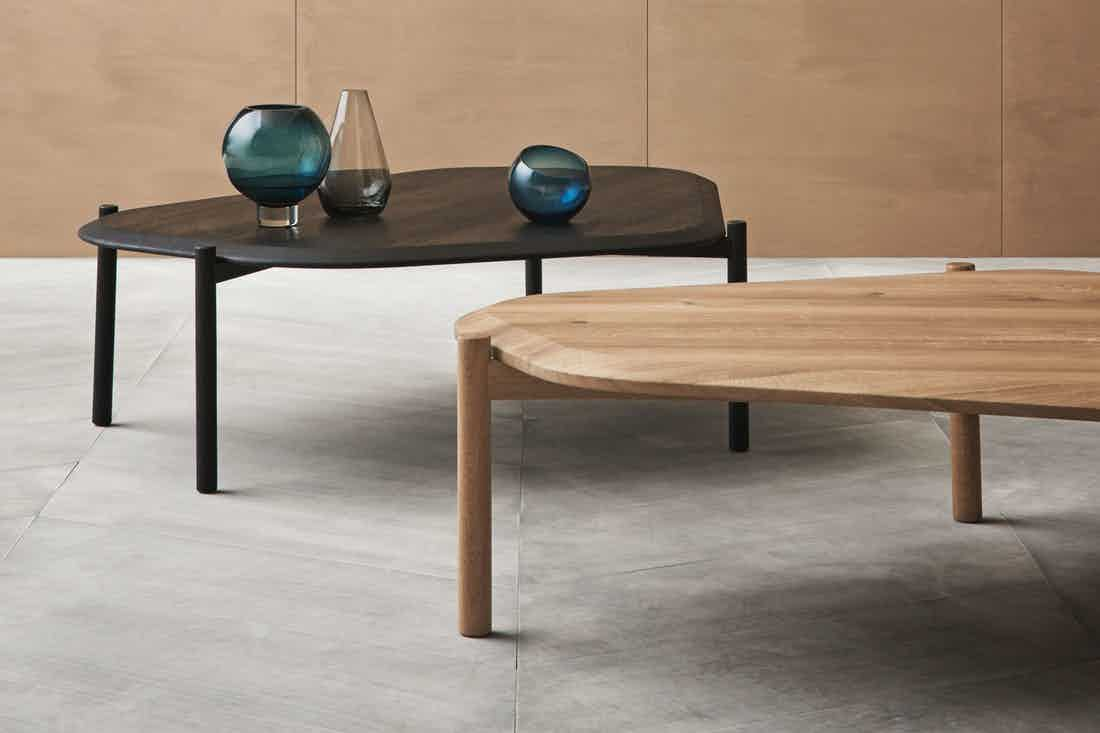 Bolia island coffee table duo haute living