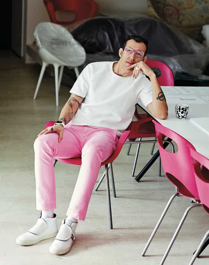Karim Rashid Designer Products At Haute Living