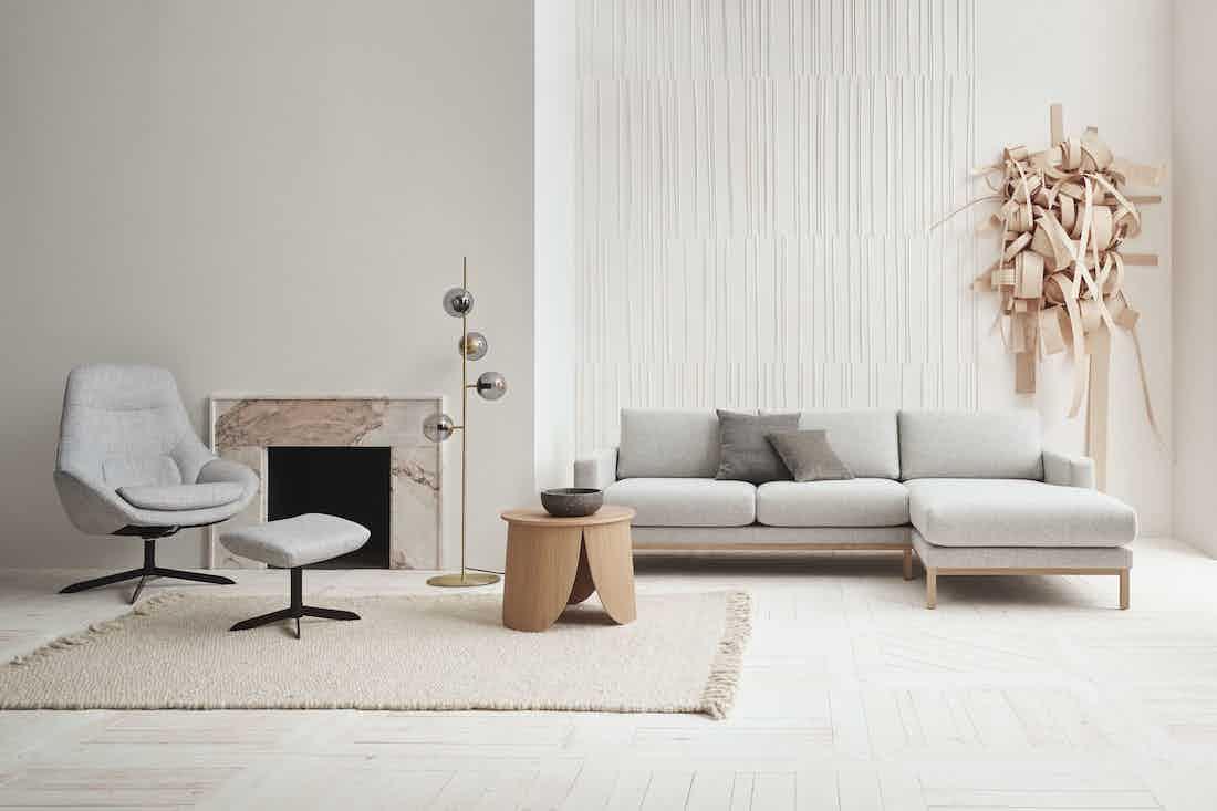 North classic cushion saga grand armchair footstool peyote orb faro peca dalvik