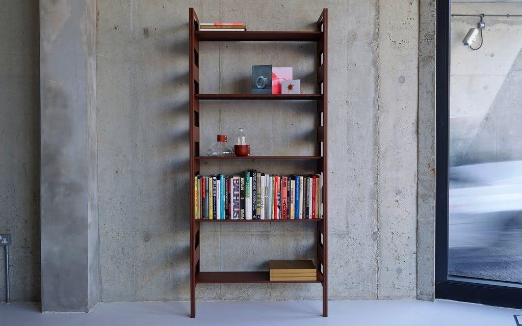 Parallel Shelves 2