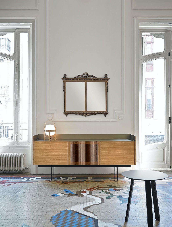 Punt Furniture Light Sideboard Insitu Haute Living