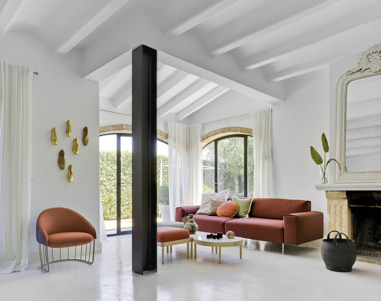 Sancal furniture tiptoe sofa insitu haute living