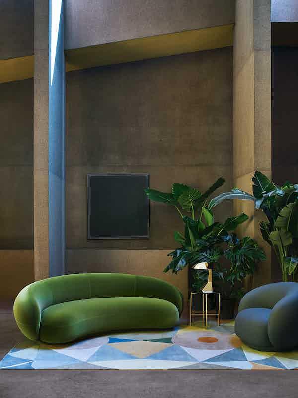 Tacchini julep sofa green insitu haute living 2021 02 23 150346