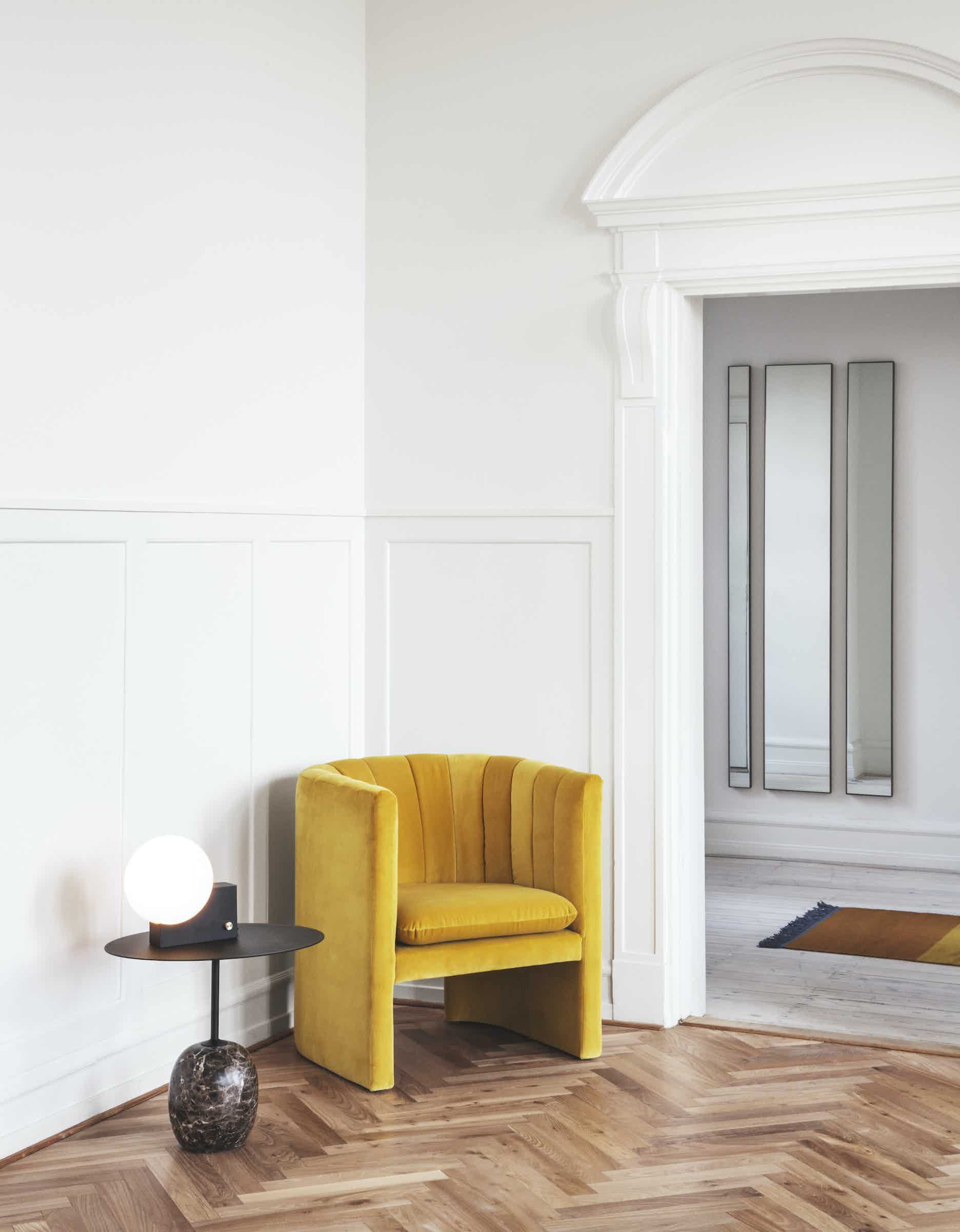 Tradition Loafer Sc23 Insitu Yellow Haute Living