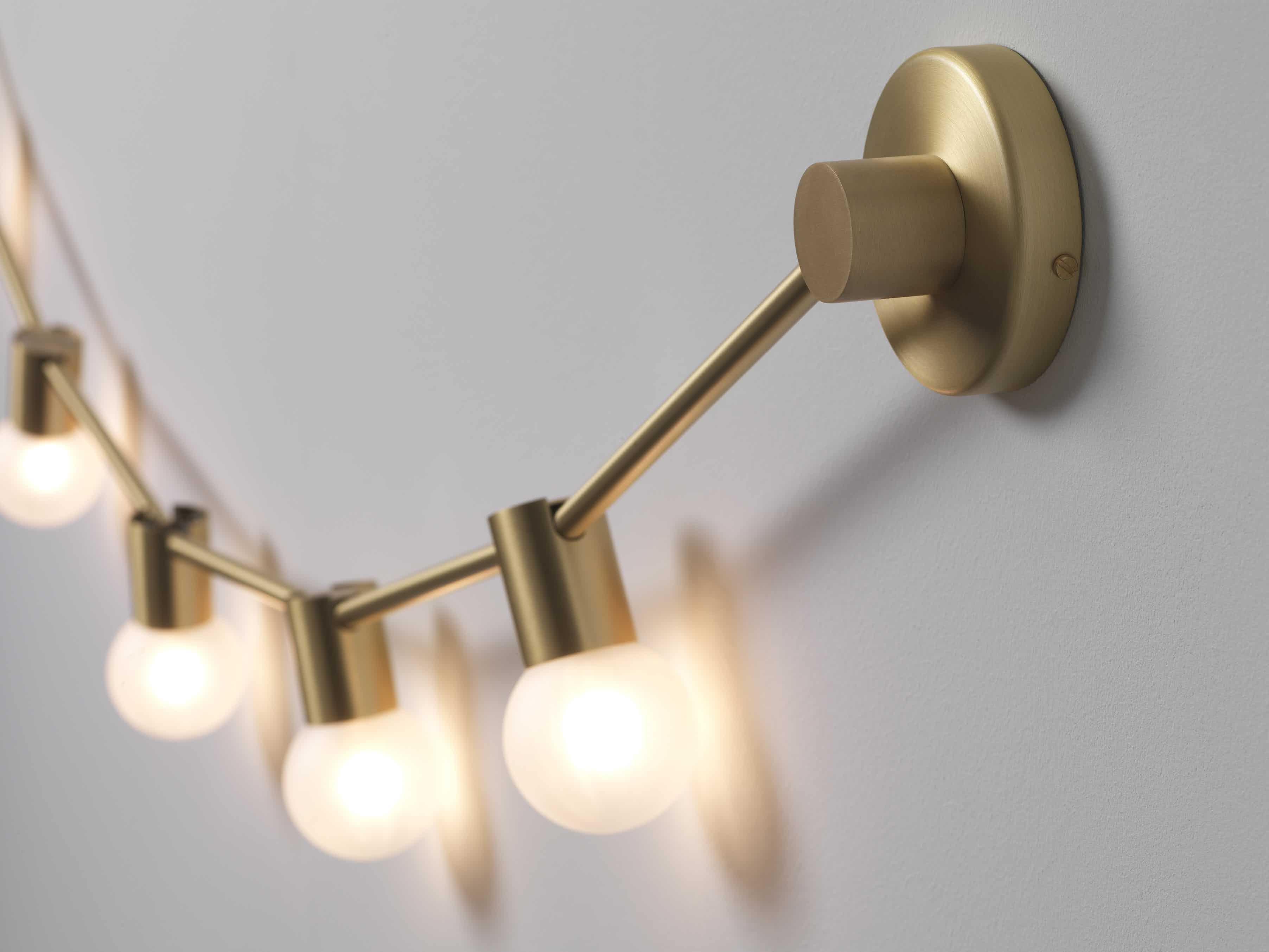 Cvl Luminaires Quatorze Juillet Wall Light Detail Haute Living