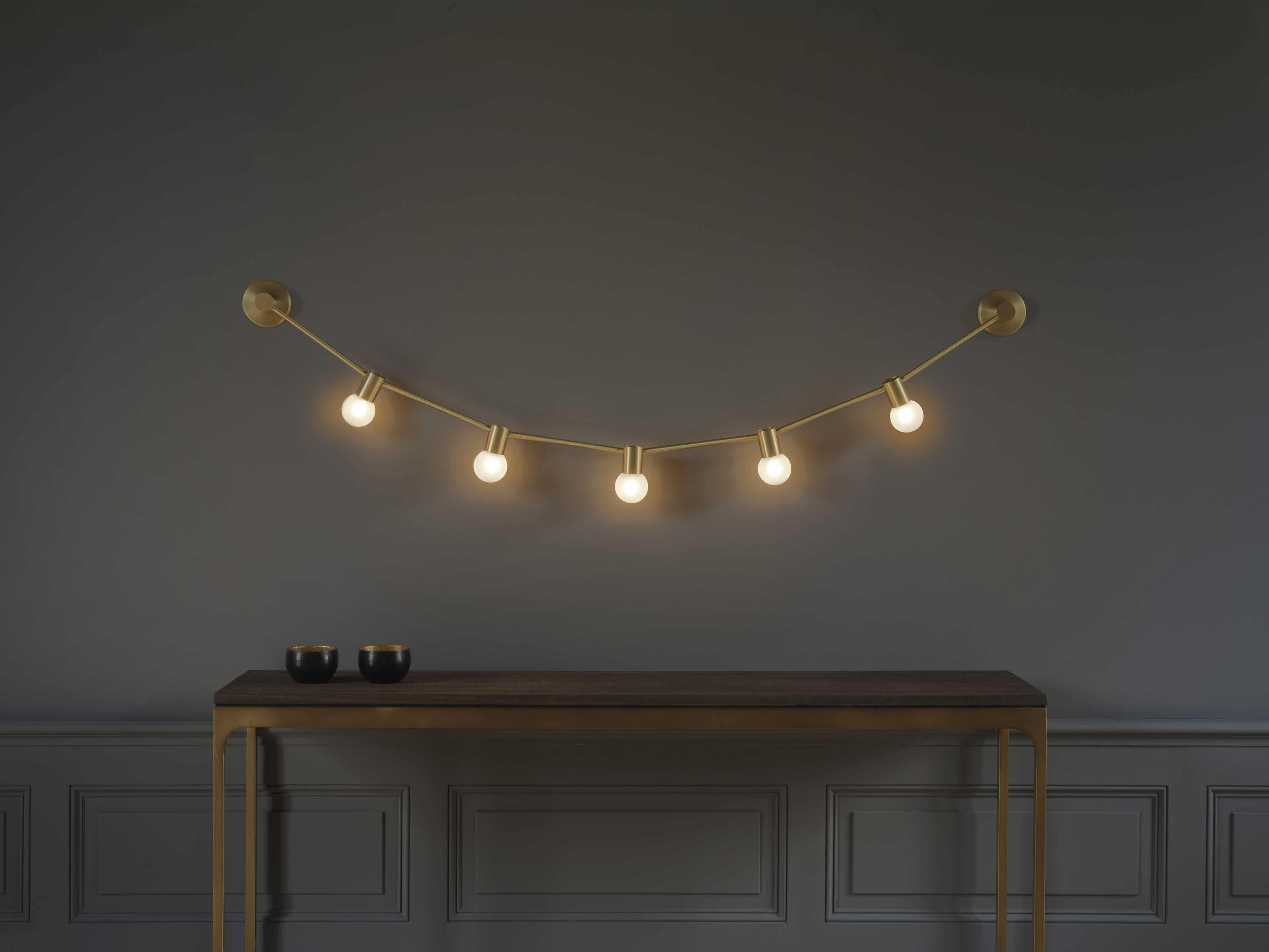Cvl Luminaires Quatorze Juillet Wall Light Insitu Haute Living