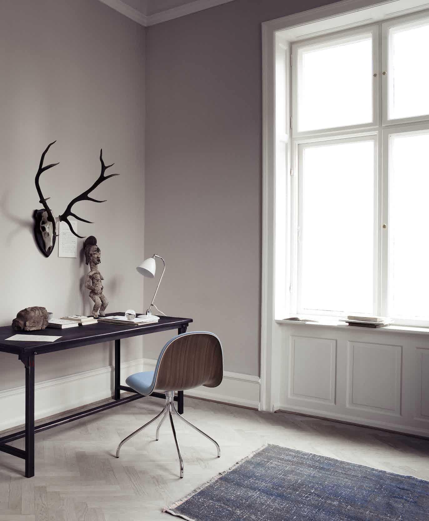 Gubi 3D Meetin Chair Insitu Haute Living