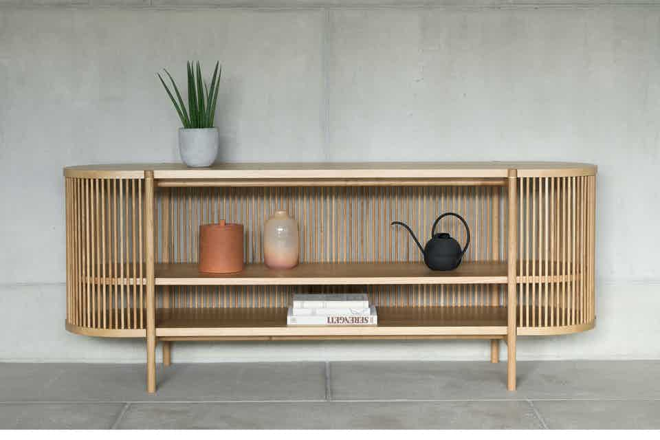 Bastone Sideboard By Poiat At Haute Living