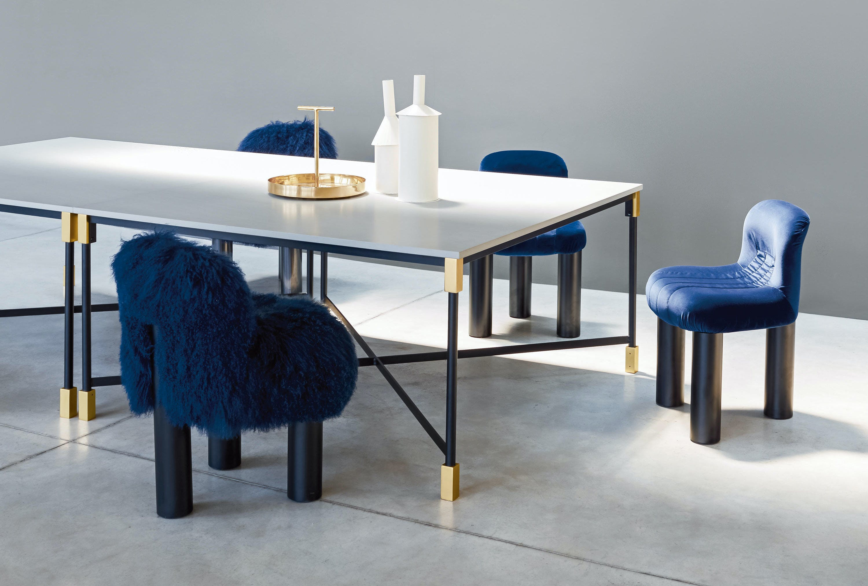 Botolo Chair By Arflex At Haute Living