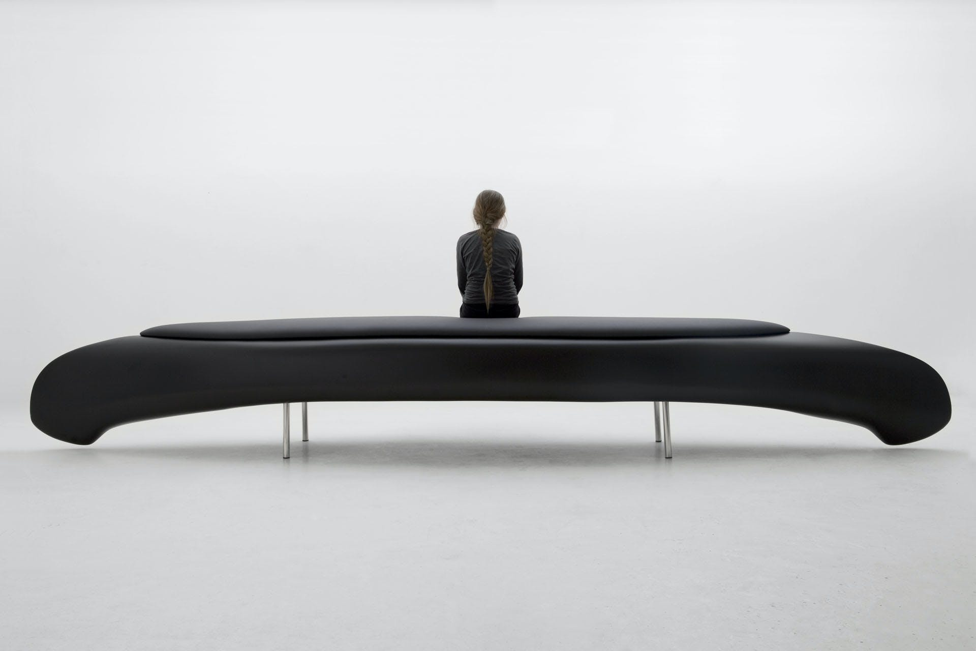 Canoa Bench By Imperfetto Lab At Haute Living