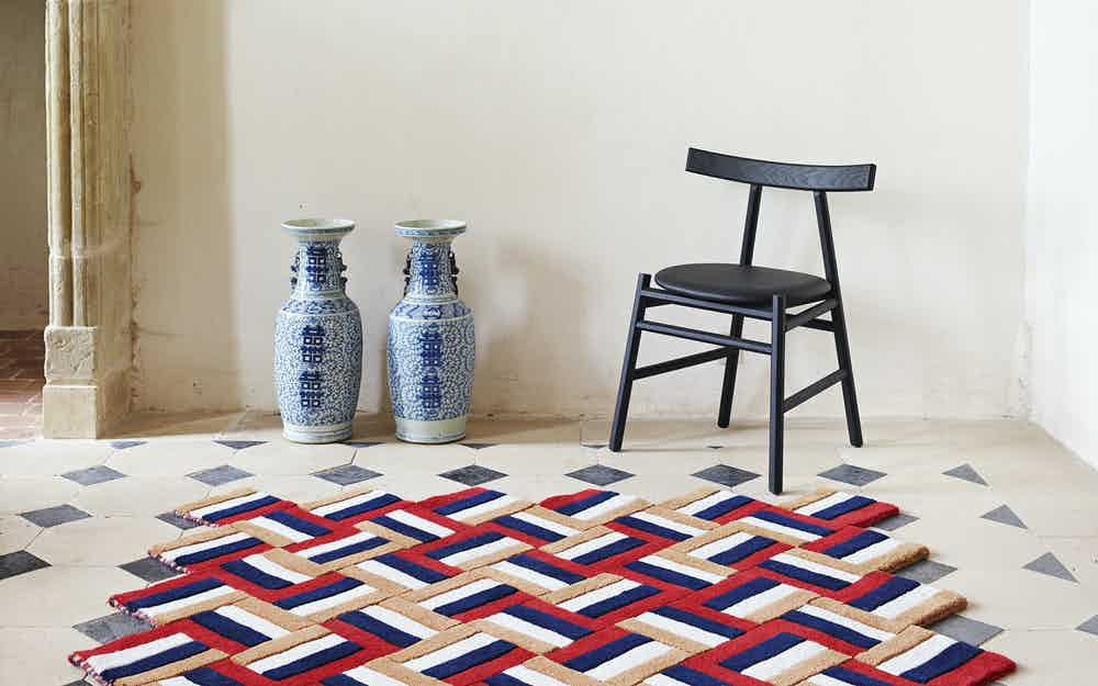 Cross-Rug-by-La-Chance-now-available-at-Haute-Living