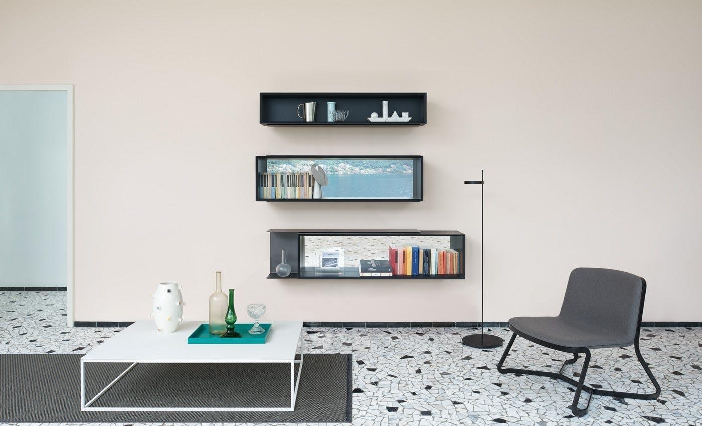 Double Me Shelf By Desalto At Haute Living