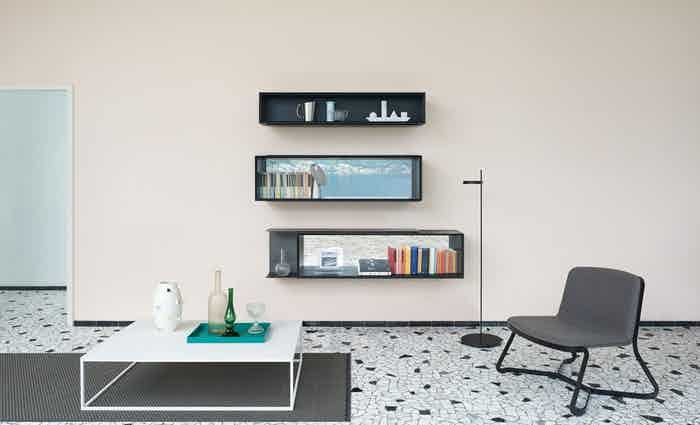 Double Me Shelf By Desalto At Haute Living