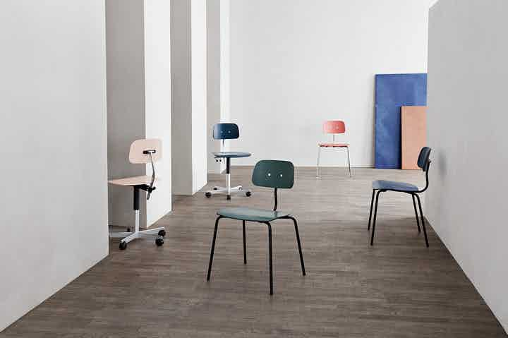 KEVI classic chairs colours