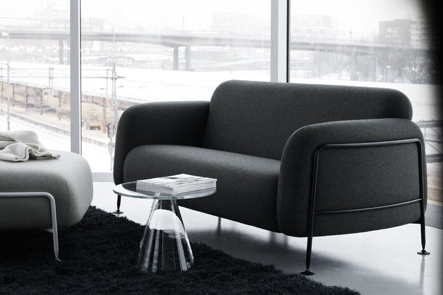 Mega 2 Seater Sofa By Massproductions At Haute Living