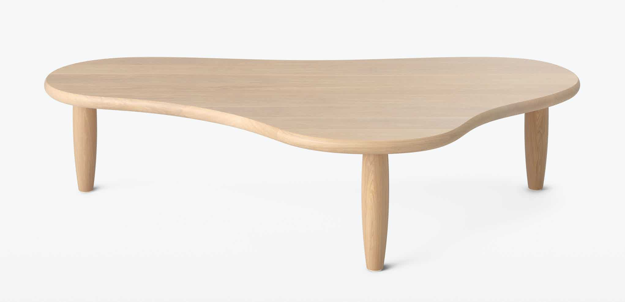 Oak Puddle Table By Massproductions At Haute Living