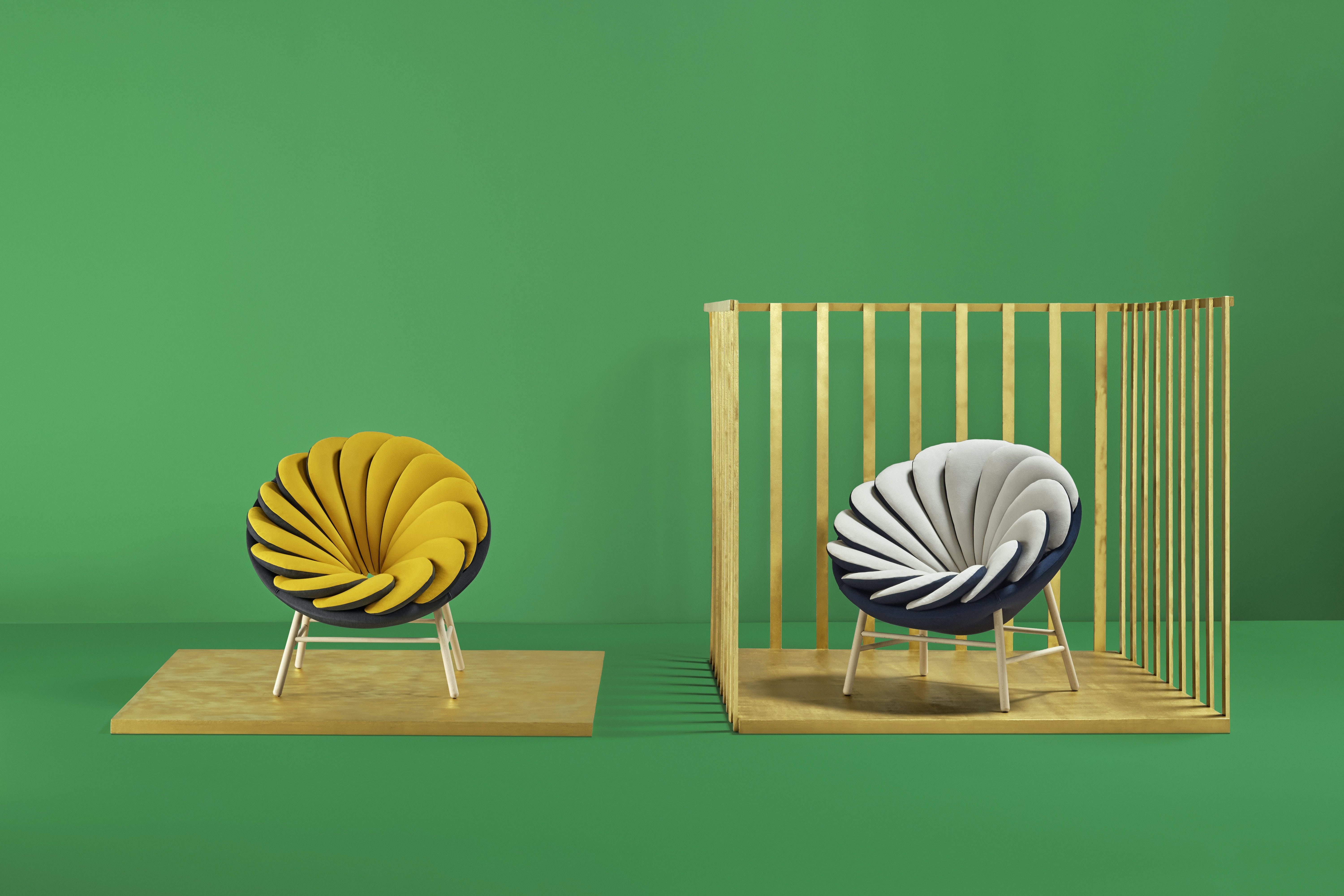 Quetzal Armchair By Missana At Haute Living