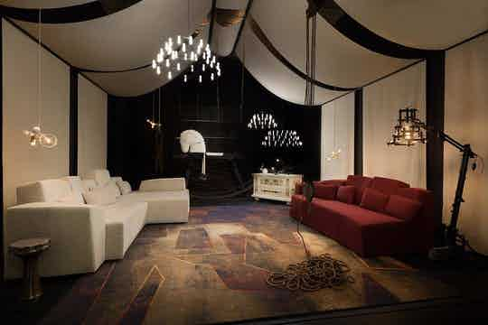 Something Like This Sofa By Moooi At Haute Living