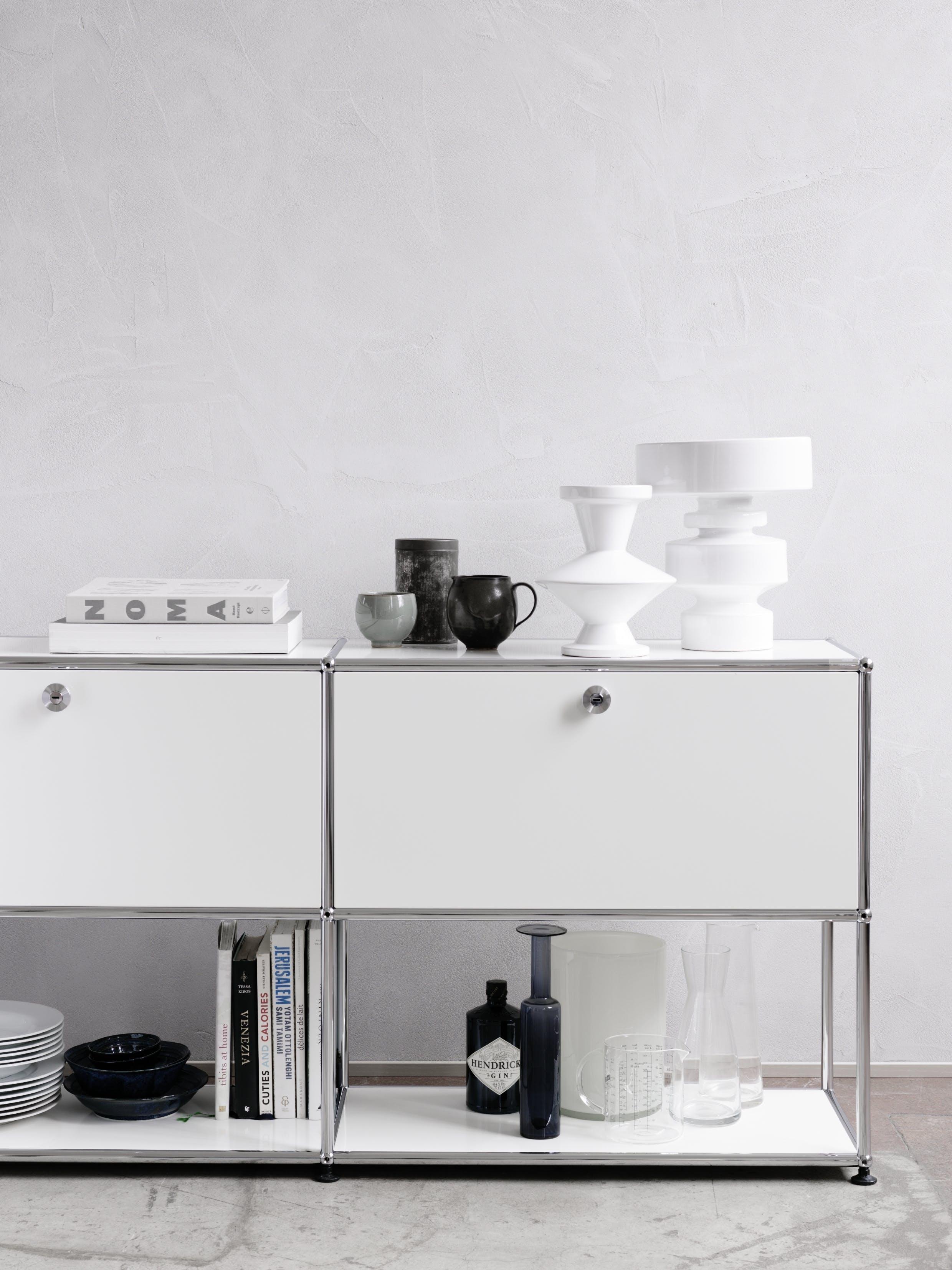 Usm Haller Sideboard Pure White 01 0008