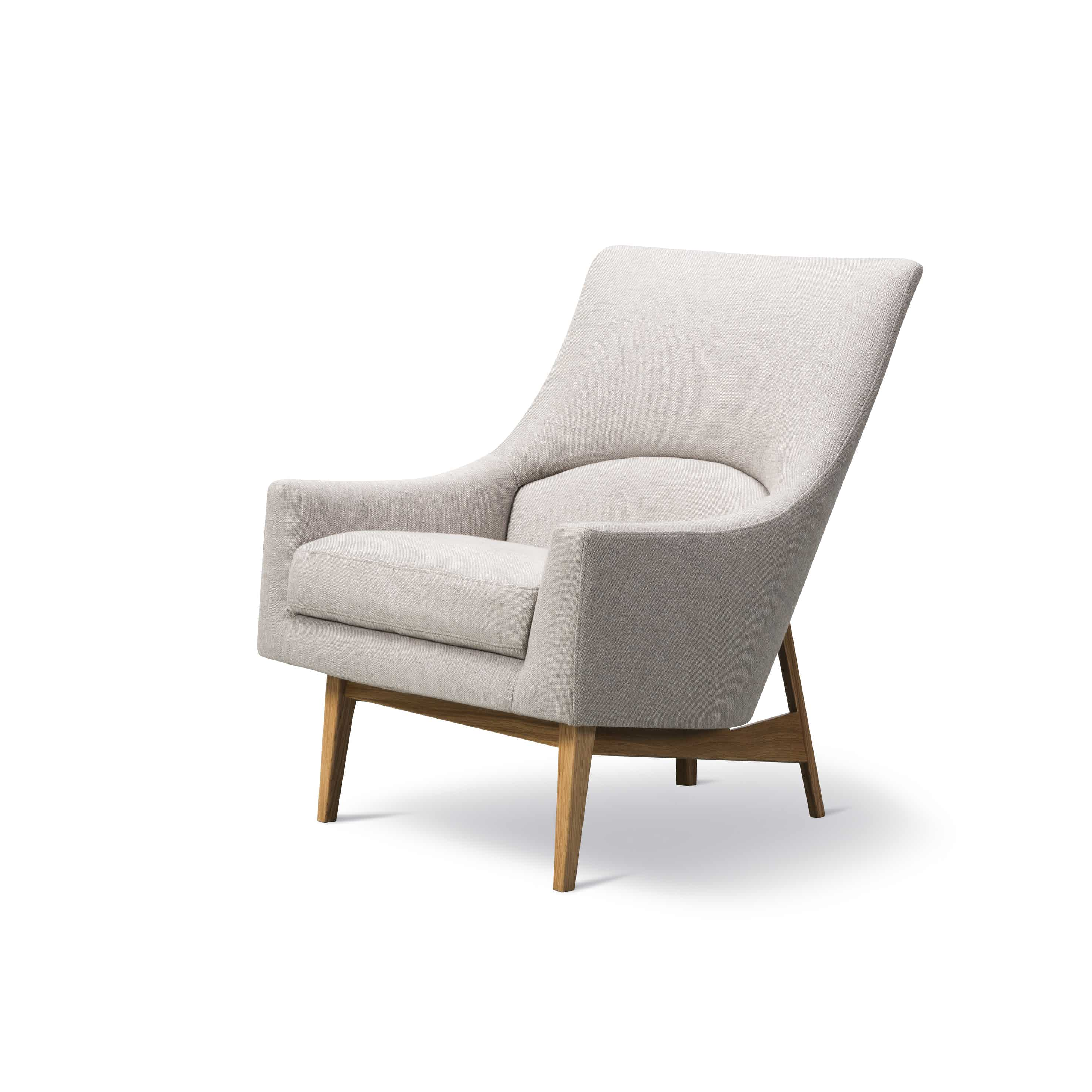 Fredericia A Chair Angle Haute Living