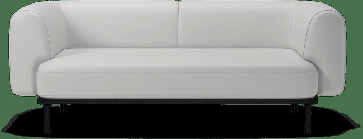 bolia white abby sofa haute living