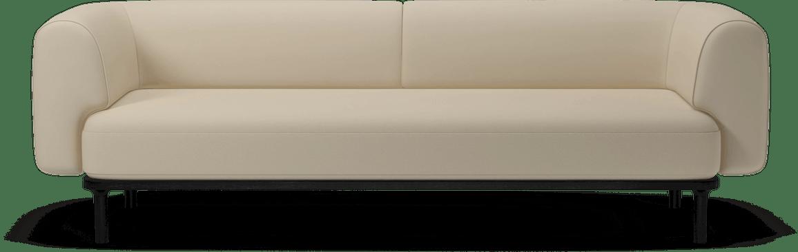bolia cream abby sofa haute living
