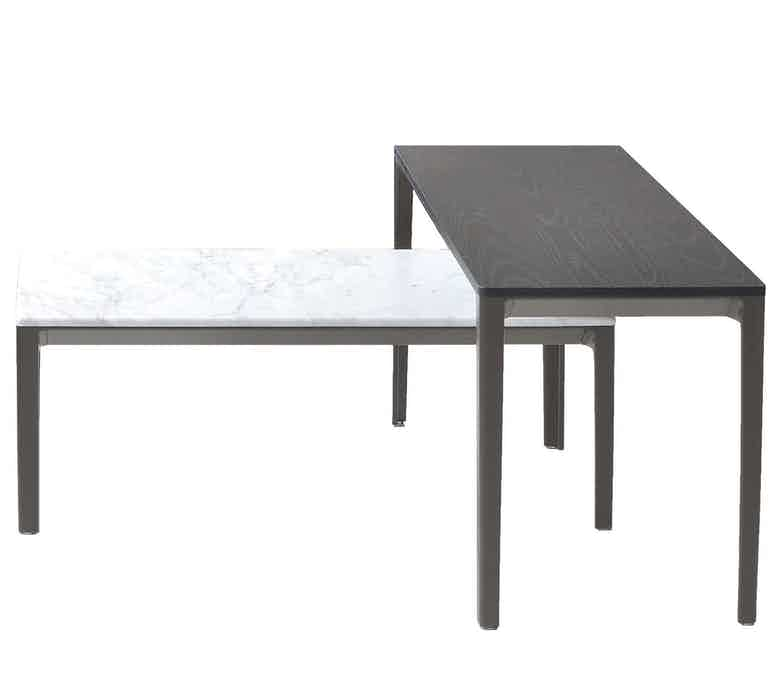 Bensen furniture low able table haute living