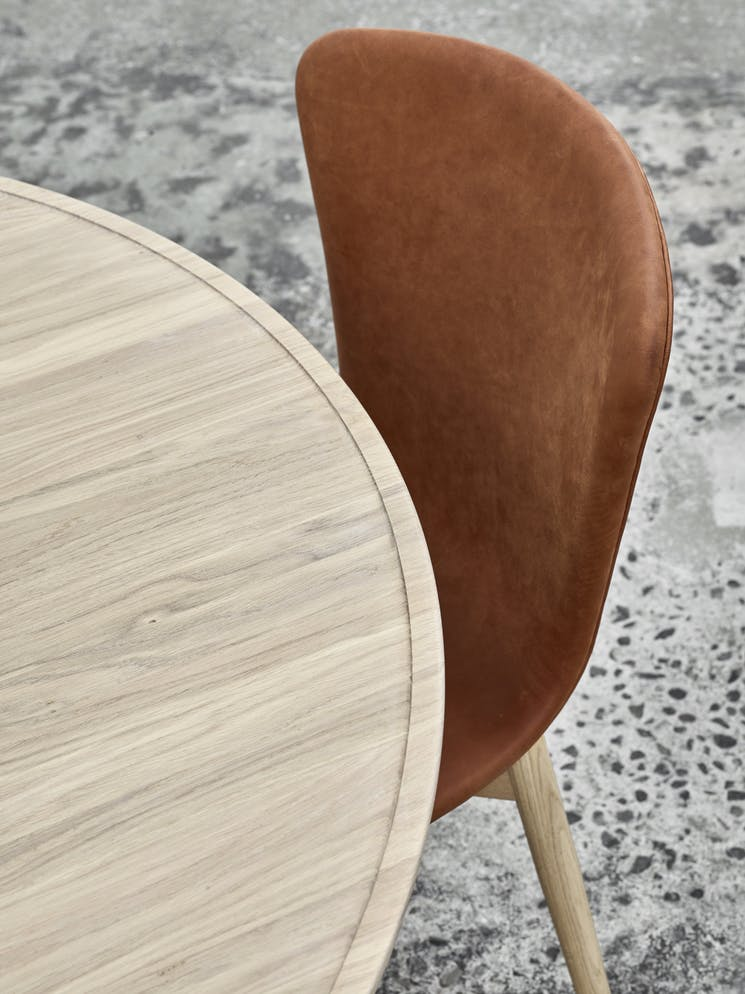 Mater Accent Dining Table Insitu Detail Haute Living