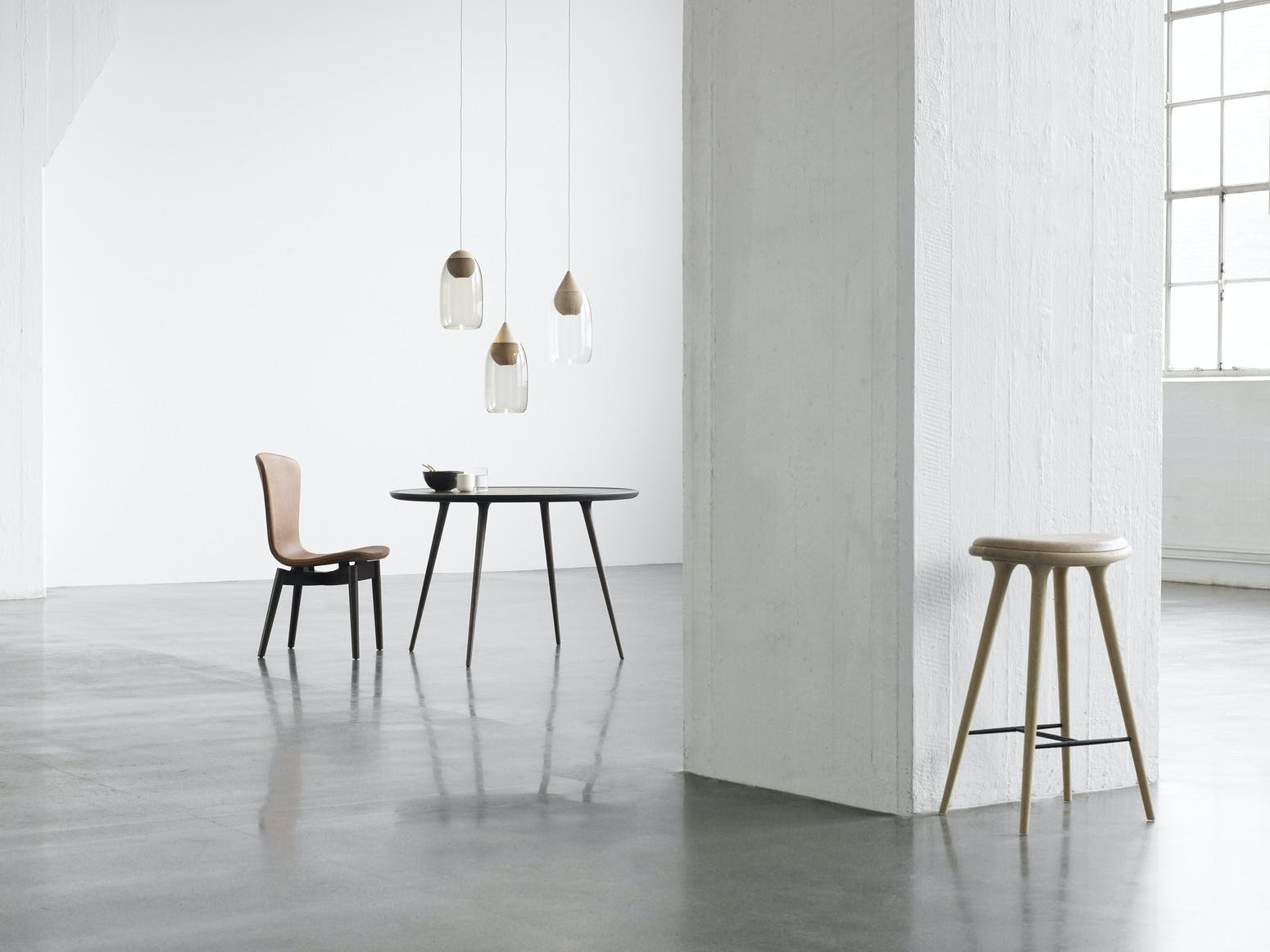 Mater Accent Dining Table Solo Insitu Haute Living