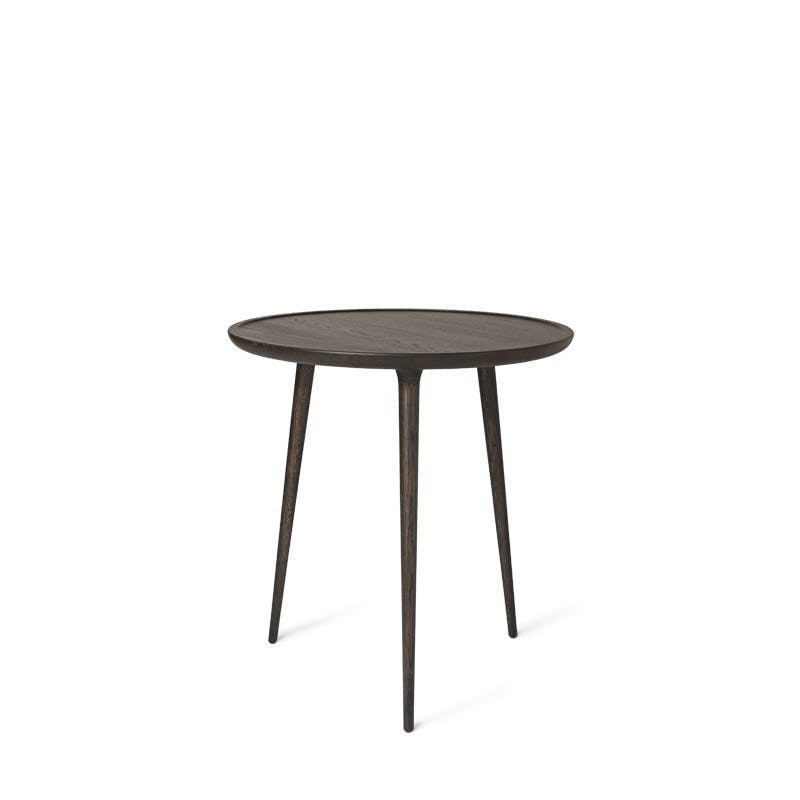 Mater Black Accent Cafe Table Haute Living