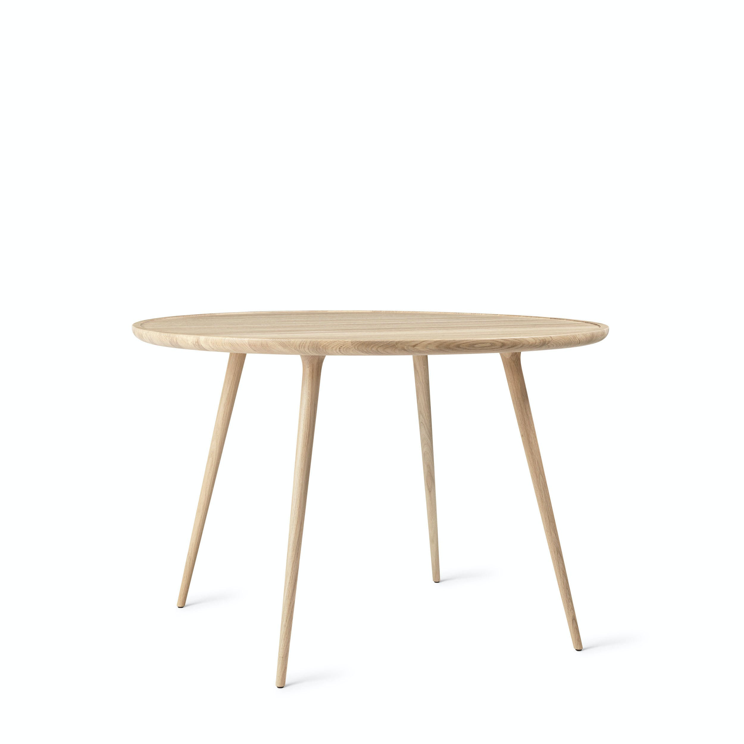 Mater Oak Accent Dining Table Haute Living