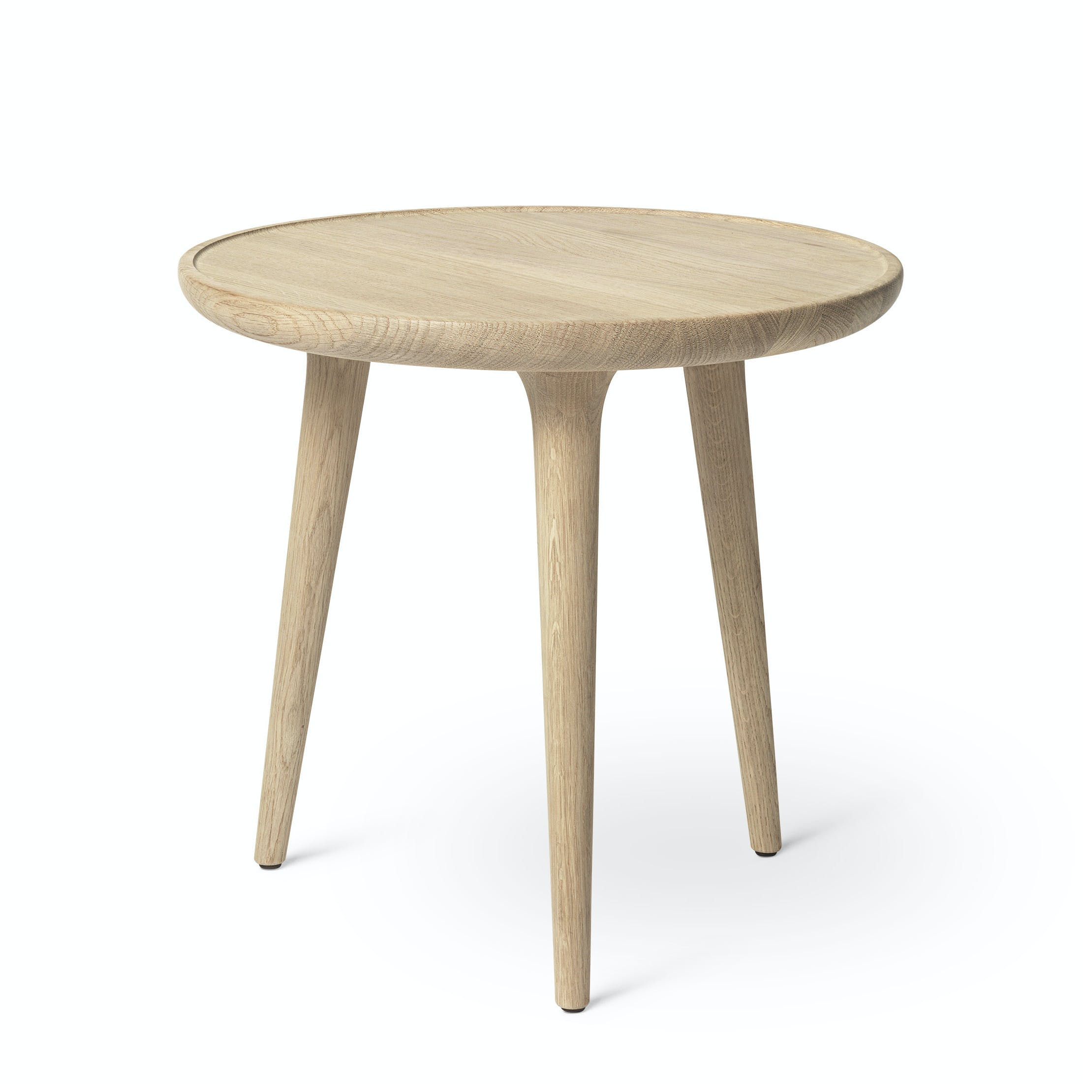Mater Small Oak Accent Coffee Table Haute Living