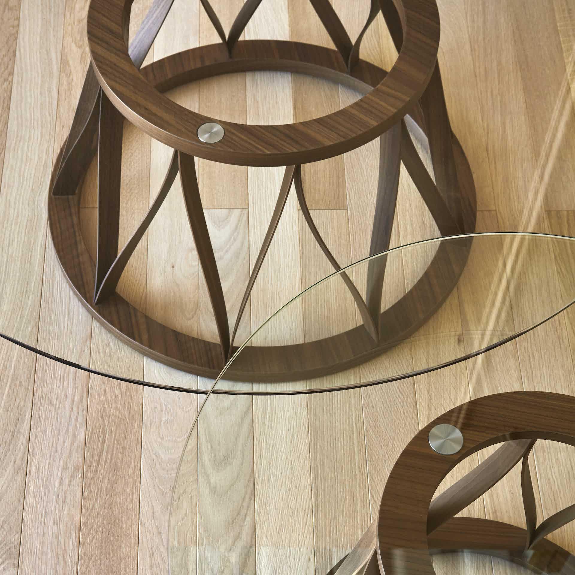 Miniforms Acco Table Base Detail Haute Living