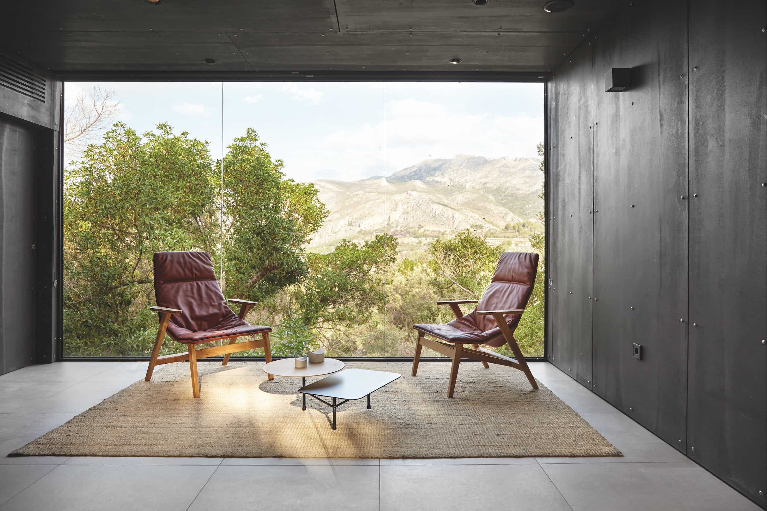 Viccarbe-two-leather-ace-armchair-institu-haute-living
